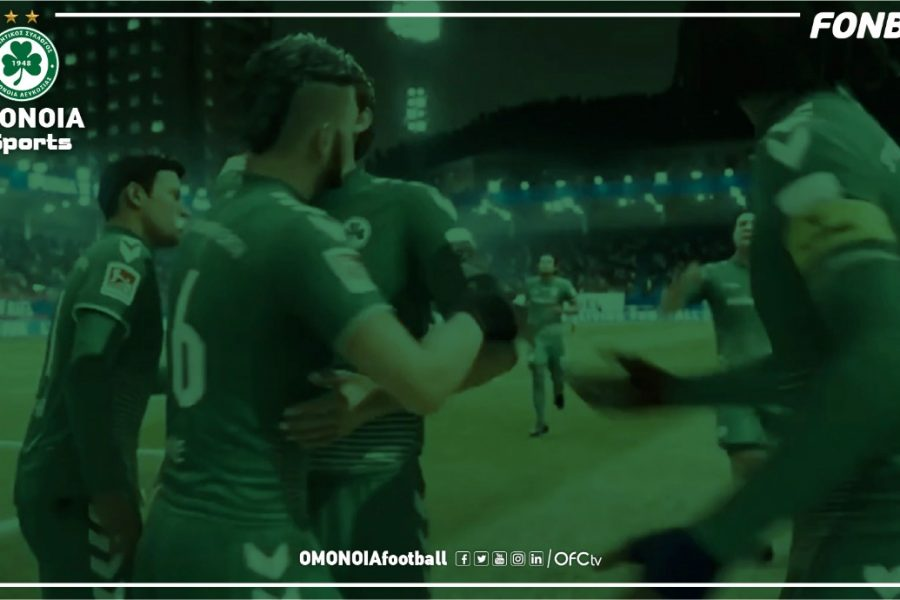ΟΜΟΝΟΙΑ eSports   Ο προπονητής Γιώργος Ανδρέου σχολιάζει την παρουσία στο πρωτάθλημα